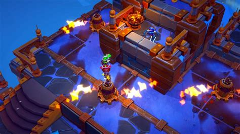 Ps4 Dungeon Bros Reg 2 dungeon bros review on xbox one time to fight with your bros windows central