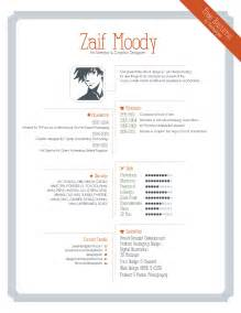 Graphic Resume Templates Free by Free Resume Template For Graphic Designers Illustrator