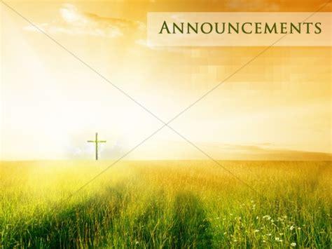 Church Announcements Announcement Backgrounds Sharefaith Page 3 Church Announcements Template Powerpoint