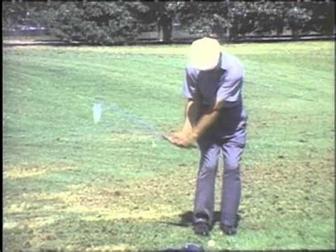 ben hogan swing youtube ben hogan s golf swing youtube