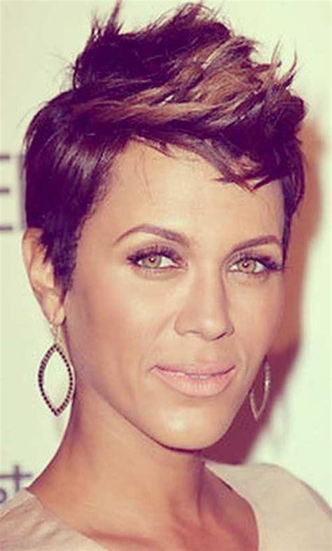short faux hawk hairstyles for women 25 appealing short hairstyles for black women hairstyle