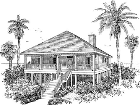 beach cottage house plans raised beach cottage house plans colorful beach cottage