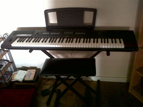 Keyboard Yamaha Piaggero Np V80 yamaha np v80 image 752996 audiofanzine