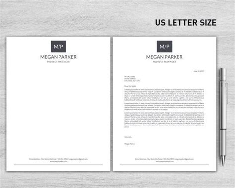 business letterhead designs examples psd ai eps