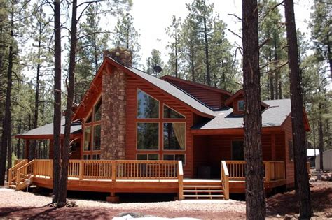 Cabin Rentals In Arizona arizona cabin rentals book direct save cabins az