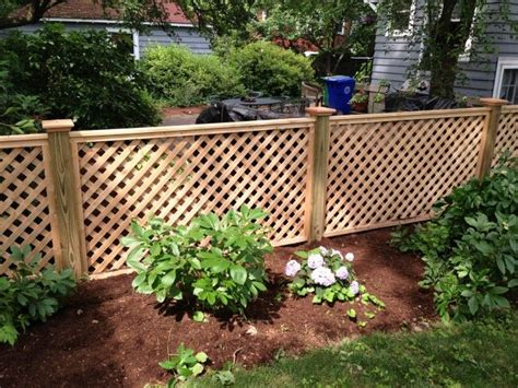 Cheap Fence Trellis Cheap Fence Top Trellis 28 Images Top 25 Ideas About