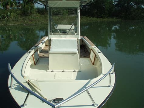 center console boats diesel 22 custom diesel inboard center console the hull truth