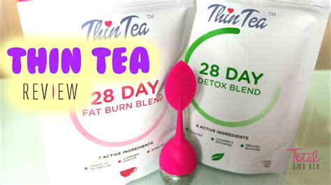 Thin Tea Detox Tea Nederland by Thin Tea Detox Review L Totaldivarea