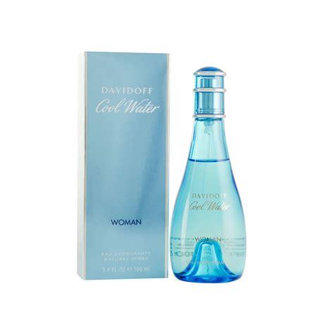 davidoff cool water deodorant for 100ml at wilko