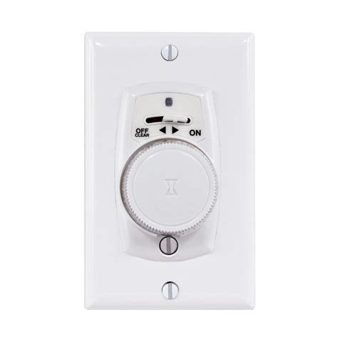 Intermatic Light Switch by Intermatic Ej351 In Wall Mechanical Timer Lightswitch