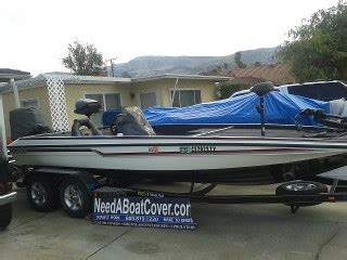 tow boat us dana point sponsered pro bass fisherman custom tow cover for 23