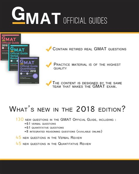 Official Mba Guide Uk by How To Use The 2018 Gmat Official Guides
