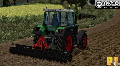 agram georoll roller   fs farming simulator   mod