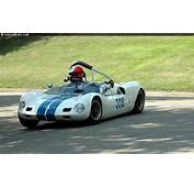 1963 Elva MK7 At The Pittsburgh Vintage Grand Prix