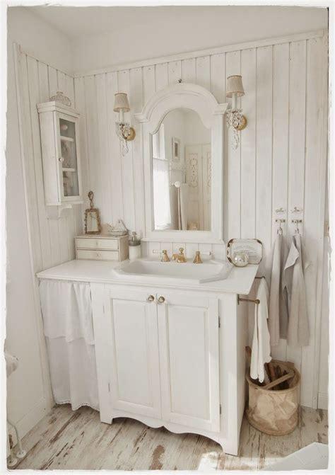ideas  shabby chic bathrooms  pinterest
