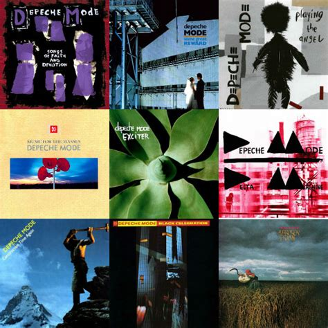 depeche mode best album poll what is the best depeche mode album of all time