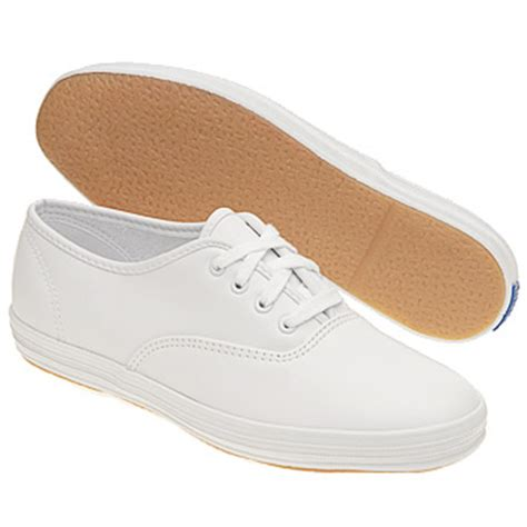 keds s chion leather shoes white leather