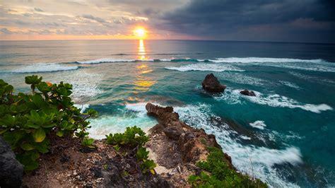 Nature Indonesia indonesia bali island tropical nature scenery sea