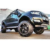Ford Ranger Wildtrak XD Series XD811 Rockstar 2 Wheels