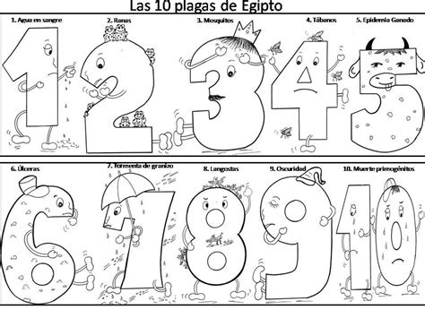 ten plagues of egypt coloring pages coloring home