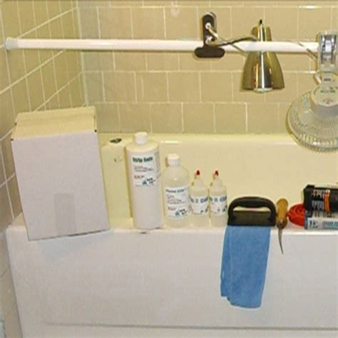 spray bathtub refinishing kit no spray cultured marble refinishing kits spr international inc