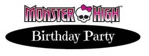 Decorated Skull Monster High Birthday Party My Organized Chaos