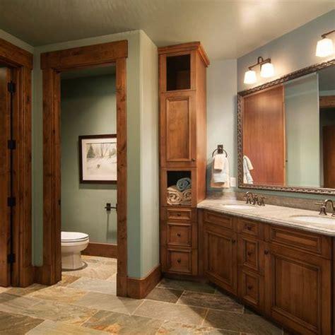 bathroom paint colors with oak trim rift decorators