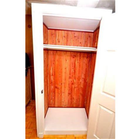 Cedar Bed Bugs by Cedar Closet Lining System Hcc Idollarstore