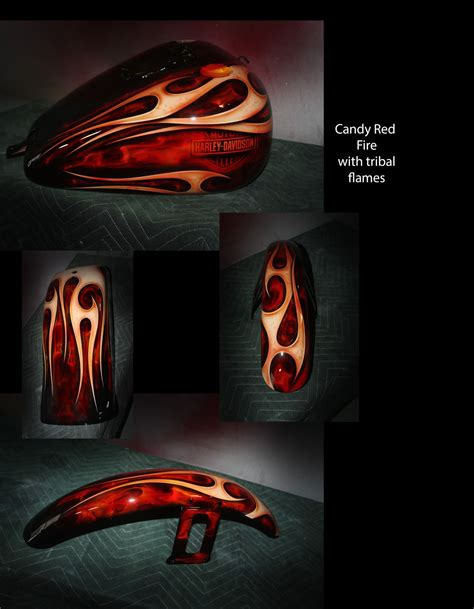 Custom Paint Harley Davidson Motorcycles by Motorcycle Painting Airbrushing Custom Harley Davidson