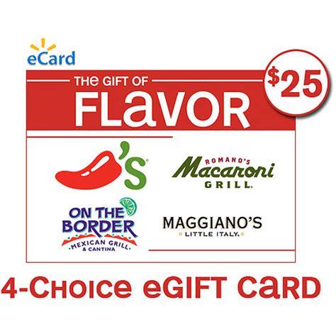 Brinker 25 Gift Card - brinker 25 gift card walmart com