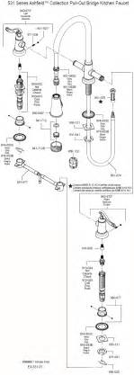 parts of a kitchen faucet diagram ideas moen bathroom faucet parts diagram moen single
