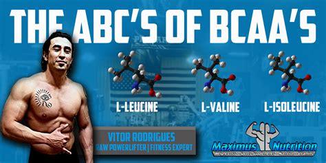 Suplemen Maximus bcaa maximus fitness