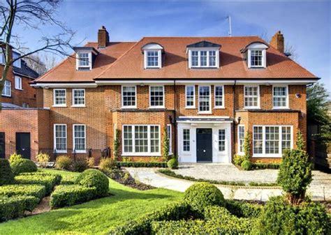 10 bedroom house 163 19 95 million newly built brick mansion in london
