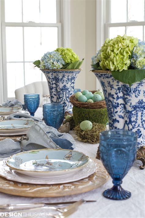 elegant table simple elegant table setting for spring french country