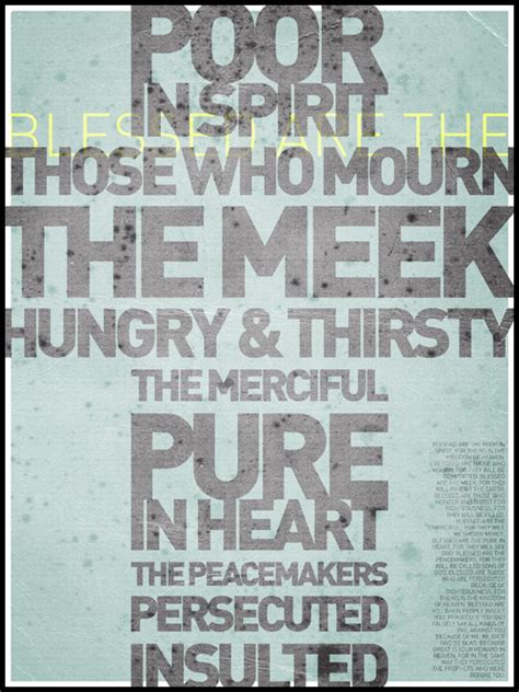 jesus poor in spirit poster catching fire beatitudes of the passion
