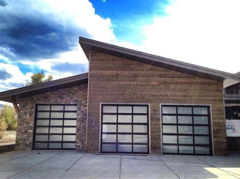 chiohd garage doors 13 best glass garage doors images on glass
