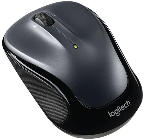 Mouse Wireless Logitech M545 logitech m545 wireless black pn 910 004057 computer alliance