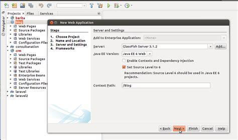 membuat web netbeans membuat web service service provider dengan jax ws