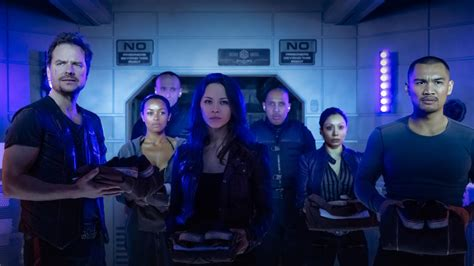 show on syfy matter season two of syfy series casts the bridge s