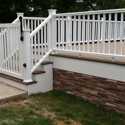 build  gate   deck stairs deckscom