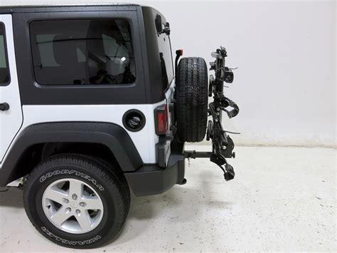 Jeep Hitch Rack 2015 Jeep Wrangler Unlimited Kuat Nv 4 Bike Platform Rack