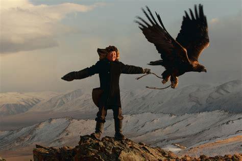 the eagle huntress story