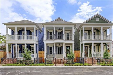 New Orleans Style Homes by New Orleans Style Homes In Houston House Design Ideas