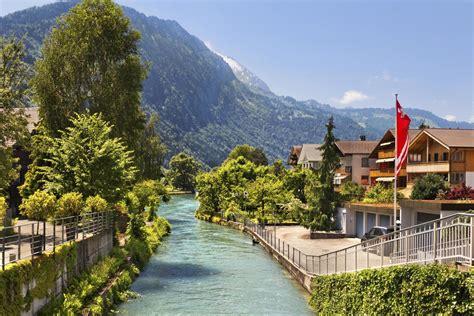 in switzerland interlaken grindelwald departing from zurich