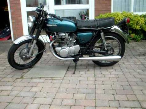 honda cb250 k4 sold 1973 on car and classic uk c722645 cb 250 k4 classic honda motorbike