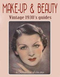 hair style book pdf 1000 images about vintage make up guides 1920s 1950s on