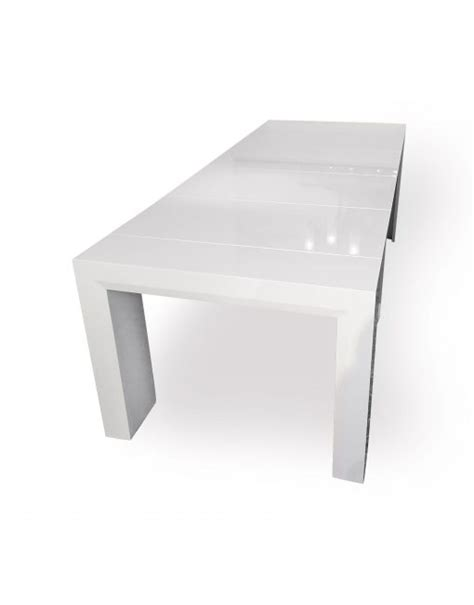 console turns into dining table junior table expand furniture