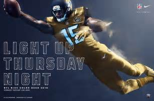 What Color Are Jaguars Top Ten Best And Worst 2016 Nfl Color Jerseys Ranked