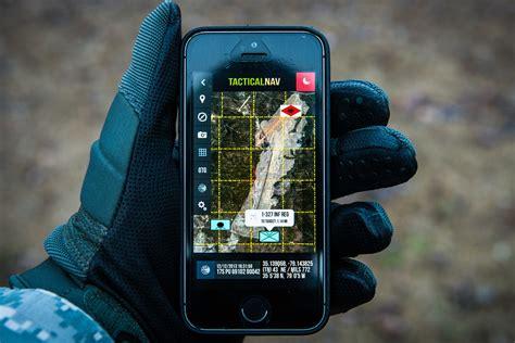 popular navigation app tactical nav updated  ios