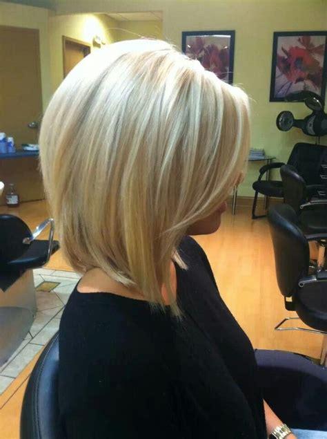 medium bob haircuts back view long bob haircuts back view